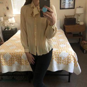 Jack Mulqueen Chemise Silk Button-Down Shirt